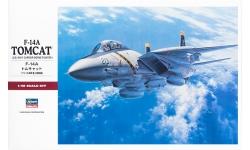 F-14A Grumman, Tomcat - HASEGAWA 07246 PT46 1/48