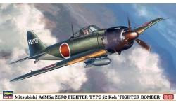 A6M5a Type 52a (Kou) Mitsubishi - HASEGAWA 07304 1/48