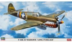 P-40K-10 Curtiss, Warhawk - HASEGAWA 07319 1/48