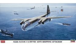 Ar 234C-3 Arado, Blitz - HASEGAWA 07332 1/48