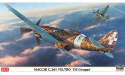C.205V Aeronautica Macchi, Veltro - HASEGAWA 07405 1/48