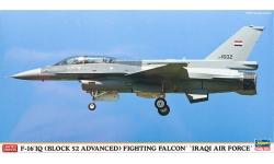 F-16IQ Lockheed Martin, Fighting Falcon - HASEGAWA 07412 1/48