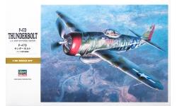 P-47D Republic, Thunderbolt - HASEGAWA ST27 08077 1/32