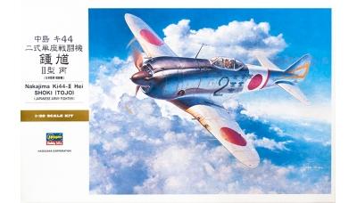 Ki-44-IIc (Hei) Nakajima, Shoki - HASEGAWA 08880 ST30 1/32