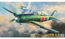 Ki-84-Ia Nakajima, Hayate - HASEGAWA 09067 JT67 1/48