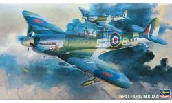 Spitfire Mk IXc Supermarine - HASEGAWA 09079 JT79 1/48