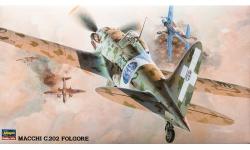 C.202 Aeronautica Macchi, Folgore - HASEGAWA 09132 JT32 1/48