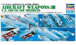 Ракетное вооружение ВВС США. Часть III - HASEGAWA 35003 X72-3 1/72