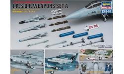 Ракетно-бомбовое вооружение ВВС Сил Самообороны Японии. Часть A - HASEGAWA 36010 X48-10 1/48
