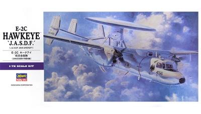 E-2C Northrop Grumman, Hawkeye - HASEGAWA 01560 E30 1/72