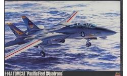 F-14A Grumman, Tomcat - HASEGAWA 07018 P18 1/48
