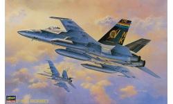 F/A-18C McDonnell Douglas, Hornet - HASEGAWA 07026 P26 1/48