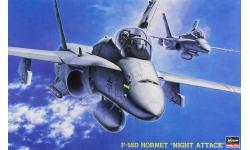 F/A-18D McDonnell Douglas, Hornet - HASEGAWA 07203 PT3 1/48