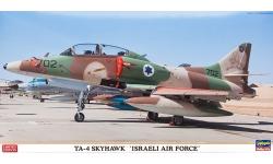 TA-4F Douglas, Skyhawk - HASEGAWA 07307 1/48