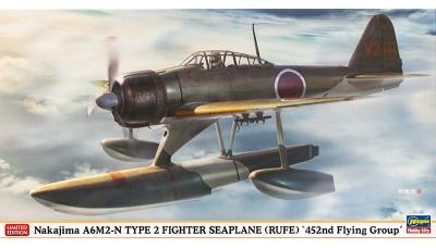 A6M2-N Nakajima - HASEGAWA 07430 1/48