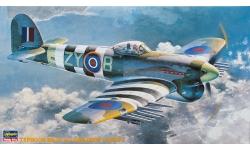 Typhoon Mk. Ib Hawker - HASEGAWA 09060 JT60 1/48