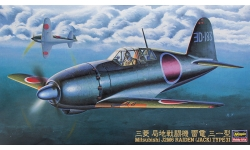 J2M6 Model 31 Mitsubishi, Raiden - HASEGAWA 09146 JT46 1/48