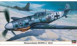 Bf 109G-6 Messerschmitt - HASEGAWA 09313 1/48