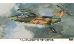 F-104C Lockheed, Starfighter - HASEGAWA 09410 1/48