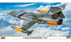 F-104G CCV Lockheed, Starfighter - HASEGAWA 09961 1/48