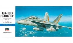 F/A-18D McDonnell Douglas, Hornet - HASEGAWA 00439 D9 1/72