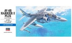 AV-8B Harrier II Plus McDonnell Douglas - HASEGAWA 00454 D24 1/72