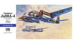 Ju 88A-4 Junkers - HASEGAWA 00555 E25 1/72