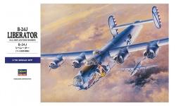 B-24J Consolidated, Liberator - HASEGAWA 01559 E29 1/72