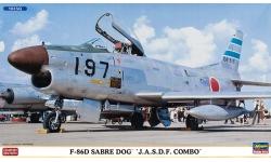 F-86D North American, Sabre Dog - HASEGAWA 02018 1/72