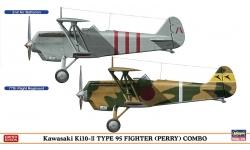Ki-10-II Kawasaki - HASEGAWA 02149 1/72