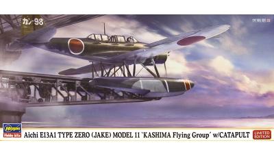 E13A1a Model 11a Aichi - HASEGAWA 02219 1/72