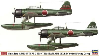 A6M2-N Nakajima - HASEGAWA 02220 1/72