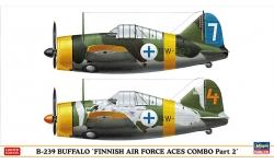 B-239 Brewster, Buffalo - HASEGAWA 02229 1/72