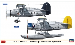 SOC-3 Curtiss, Seagull - HASEGAWA 02252 1/72
