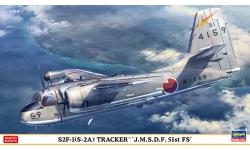 S2F-1 (S-2A) Grumman, Tracker - HASEGAWA 02266 1/72