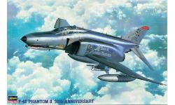 F-4E McDonnell Douglas, Phantom II - HASEGAWA 07208 PT8 1/48