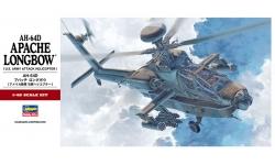 AH-64D Boeing, McDonnell Douglas, Apache Longbow - HASEGAWA 07223 PT23 1/48