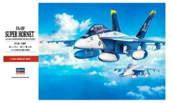F/A-18F Boeing, Super Hornet - HASEGAWA 07238 PT38 1/48