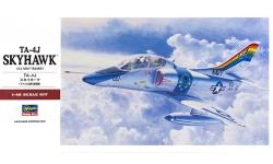 TA-4J Douglas, Skyhawk - HASEGAWA 07243 PT43 1/48
