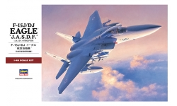 F-15J/DJ McDonnell Douglas, Mitsubishi, Eagle - HASEGAWA 07251 PT51 1/48