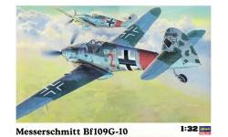 Bf 109G-10 Messerschmitt - HASEGAWA 08072 ST22 1/32