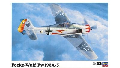Fw 190A-5 Focke-Wulf - HASEGAWA 08073 ST23 1/32