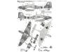 Ju 87D-1/D-5 Junkers, Stuka - HASEGAWA 08076 ST26 1/32