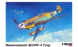 Bf 109F-4 Messerschmitt - HASEGAWA 08881 ST31 1/32