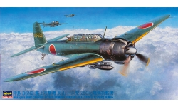 B6N2 Type 12 Nakajima - HASEGAWA 09062 JT62 1/48