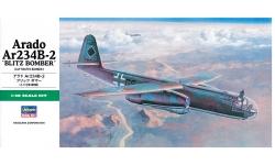 Ar 234B-2 Arado, Blitz - HASEGAWA 09083 JT83 1/48