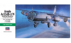 Ar 234B-2/N Arado, Blitz - HASEGAWA 09085 JT85 1/48