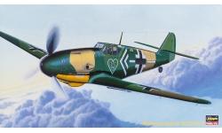 Bf 109G-2 Messerschmitt - HASEGAWA 09129 JT29 1/48