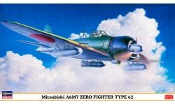 A6M7 Type 62 Mitsubishi - HASEGAWA 09813 1/48