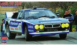 Lancia 037 Rally Evoluzione II 1984 - HASEGAWA 20264 1/24
